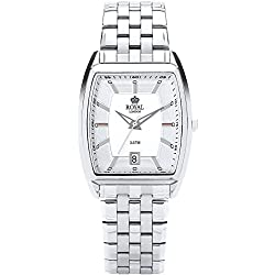 ROYAL LONDON watch 3 hands Date 41186-01 Men's [regular imported goods]