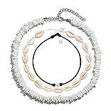 Olisaglan Puka Chip Shell Necklace