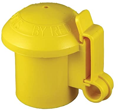 Red Snap'r ITCPYRS Yellow T Post Insulator ITCPYRS