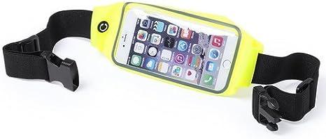 DISOK Lote de 10 Riñoneras para Móviles - Móvil, Smartphone ...