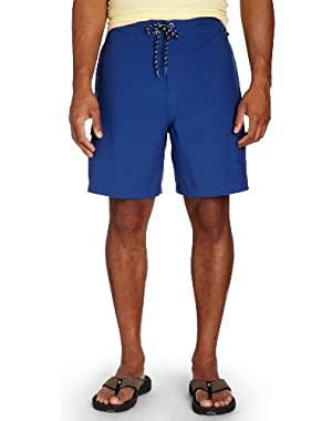 Men's Big & Tall Two Pocket Cargo Boardshort