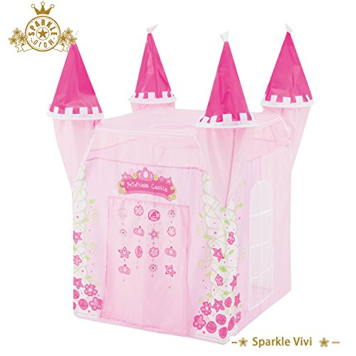 Roman Tent - Bestmart INC Princess Castle Play Tent Designer's Play Outdoor House Play Hut Children's Play Tunnels