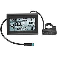 E-Bike/Pedelec Display boordcomputer KT-LCD3 snelheidsmeter 24 V 36 V 48 V snelheidsmeter
