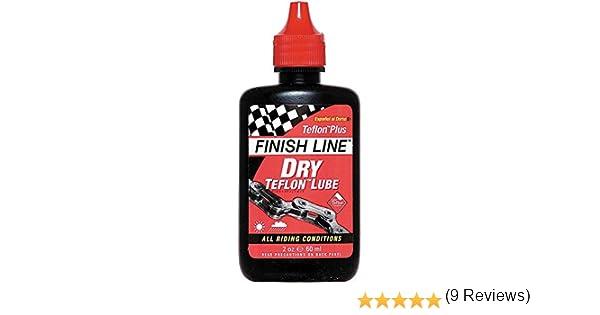 Finish Line - Lubricante para cadena de ciclismo, color Teflon Dry ...