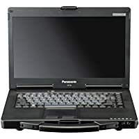 Panasonic Toughbook CF-53 14 Notebook Laptop - Intel Core i5-4310U 2.0 GHz, 8GB Memory, 1TB HDD, Windows 7 Pro Upgrade to Windows 10 Pro