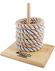Formula Sports - Rope Quoits Set - Classic Outdoor Game for All Ages