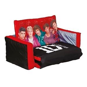 One Direction Children S Bedroom Inflatable Tween Flip Out