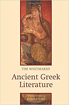 Book Ancient Greek Literature (Polity Cultural History of Literature Series)