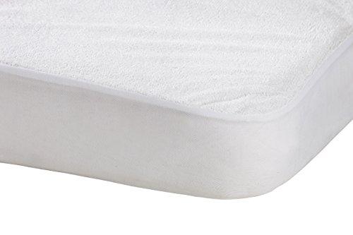 Playgro Bonne Santé Crib Mattress Protector Cotton Terry
