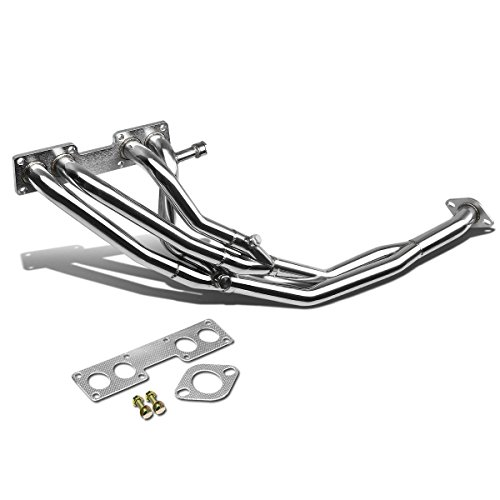 For Nissan 240SX S13 SOHC 4-1 Stainless Steel Exhaust Manifold Header ()