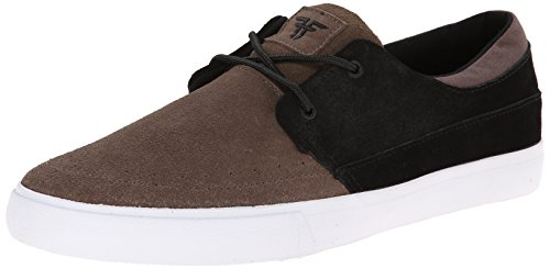 FALLEN ROACH AFGHAN BROWN/BLACK DICKSON Signature Skate Shoes