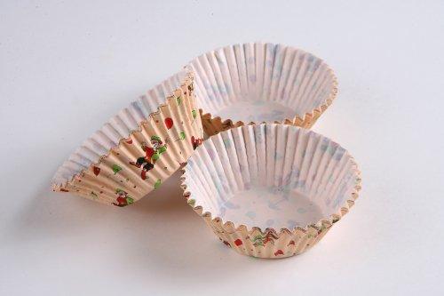 Kaiser Bakeware Patisserie Clown Paper Baking Cups, -