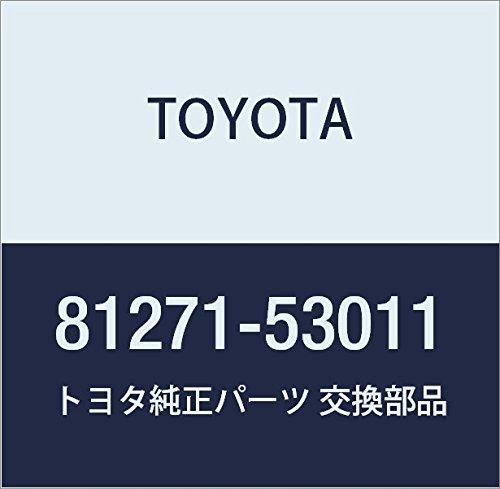 Genuine Toyota 81271-53011 Lens