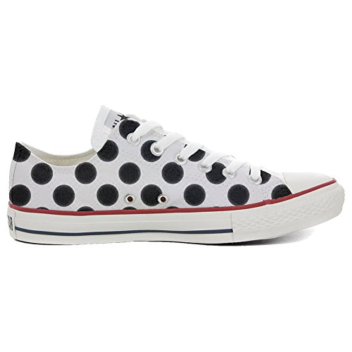 Handmade Slim Style All Pois Personalizados Producto Converse Star Zapatos 8Xqwq6Y