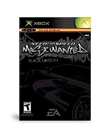 Amazon Com Need For Speed Most Wanted Black Edition Artist Not