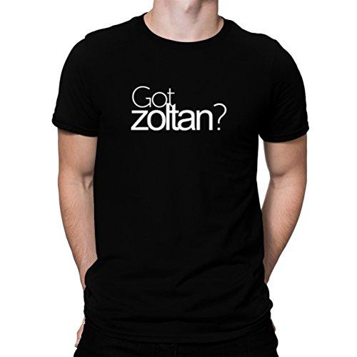 管理します放つ上院Got Zoltan? Tシャツ