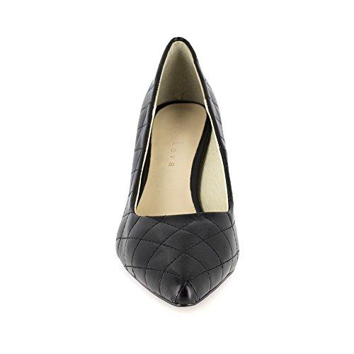 Loca Negro Zapato Lova De Salón qwWxT4AE