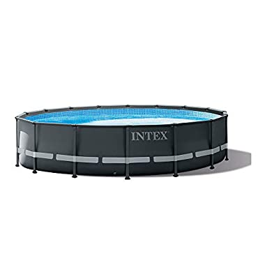 Intex 16 Foot x 48 Inch Ultra XTR Frame Swimming Pool Set