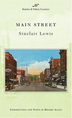 Main Street (Barnes & Noble Classics Series) (B&N Classics)