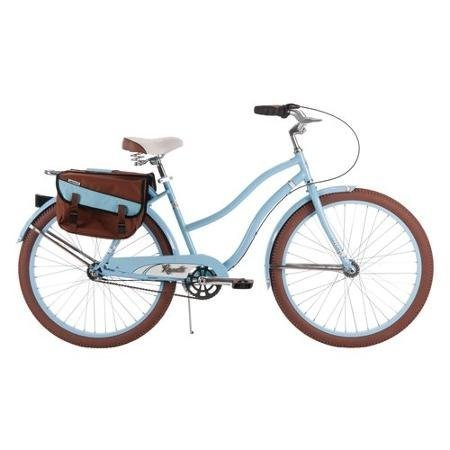 26 Huffy Women's Regatta Cruiser Bike, Blue by Huffy by Huffy