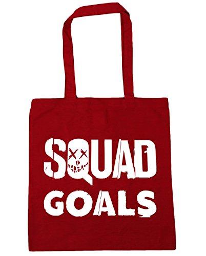 Red Beach x38cm Goals Tote Gym Bad Shopping litres Classic Guy 42cm HippoWarehouse Bag 10 Squad 0xRw6vT