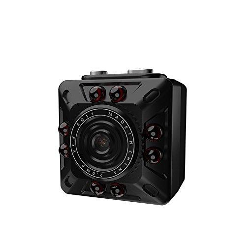 Borme Miniビデオカメラナイトビジョンsq9 1080pスポーツミニDVビデオレコーダー B01MFCIEM2