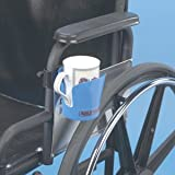 Wheelchair Cup Holder, Clamp-On [Each-1 (single)]