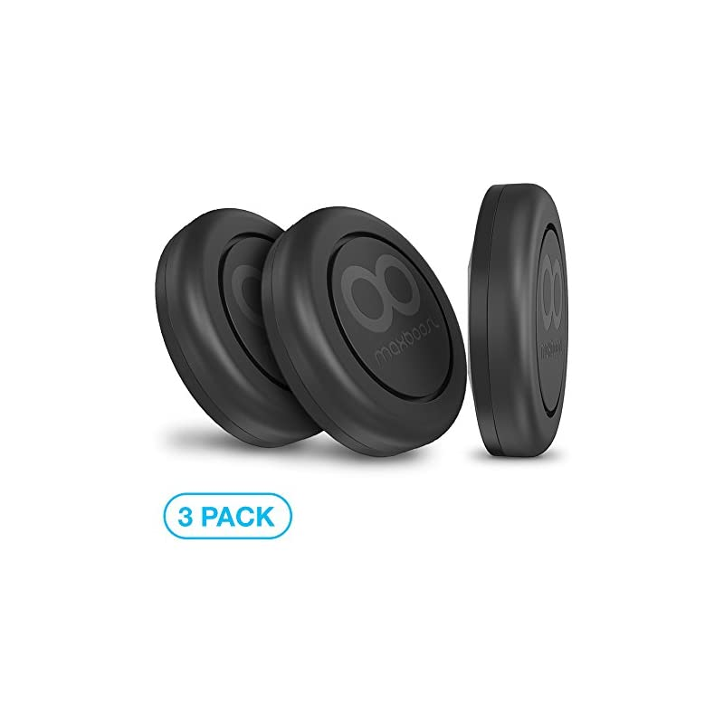 Maxboost Magnetic Car Mount, (3-Pack) Un