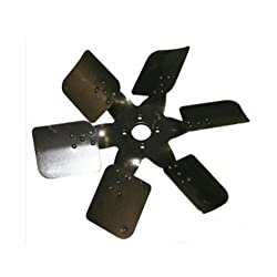 AT26373 New 6 Blade Fan Made To Fit John Deere 202