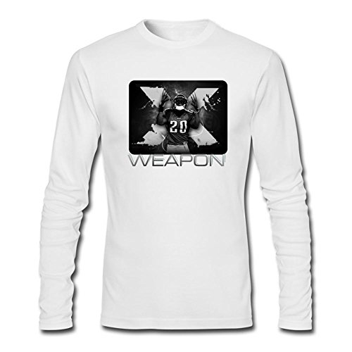 Rascar Men's Brian Dawkins Weapon X Long Sleeve T shirt L