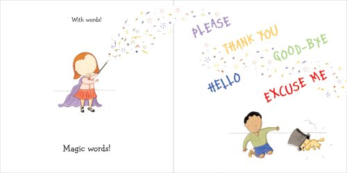 Emily S Magic Words Please Thank You And More Hardcover