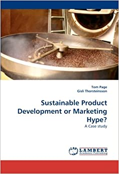 Book Sustainable Product Development or Marketing Hype?: A Case study