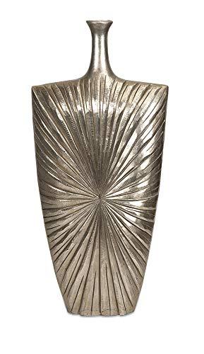 IMAX Loznica Tall Vase (Sling Bronze)