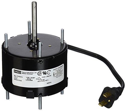 Compare price fasco fan motor replacement on for Fasco evaporator fan motor