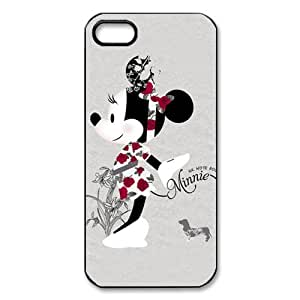 Custom Your Own Minnie Mouse iPhone 5 Case, personalised Minnie Mouse Iphone 5 Cover