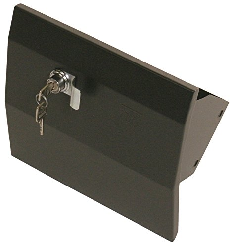 Glove Box Door Striker - Tuffy Jeep JK Security Glove Box