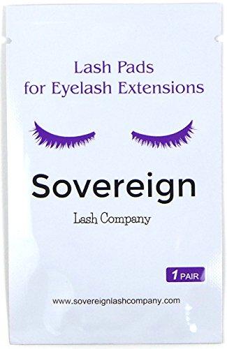 yelash Extension Patches Eye Gel Lint Free ()