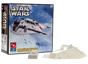 Amazon.com: Star Wars Snow Speeder Model Kit: Toys & Games