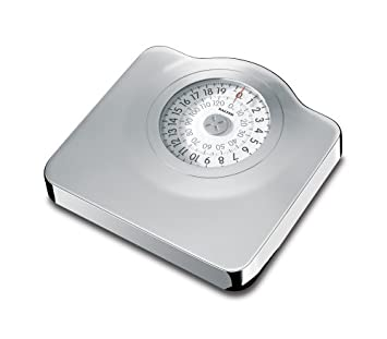 Salter 480 Speedo Chrome Mechanical Bathroom Scales