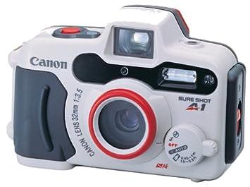Amazon Canon Sure Shot A 1 Panorama Waterproof Camera