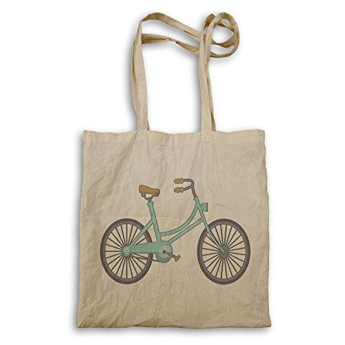 Borsa Vintage Da Bicicletta Vintage Q836r