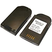 2X Replaces Psion Teklogix HU3000 1950mAH 7.4V Lithium-Ion Rechargeable Battery