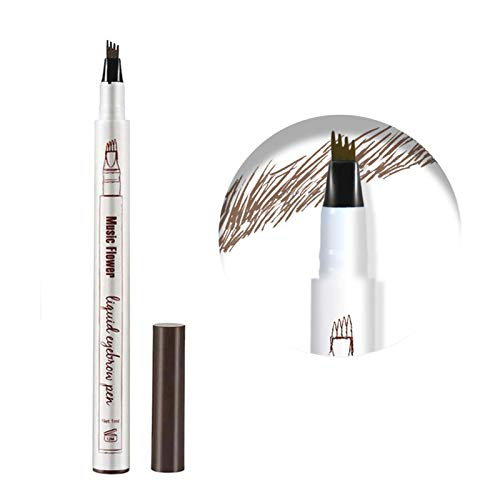 Waterproof Eyebrow Pencil For Professional Makeup