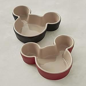 Le Creuset Ramekins, Mickey, Set of 2