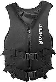 Life Jacket Vest Summer Life Jacket Survival Floating Children Adult, Fishing Surfing Diving Rafting Kayaking