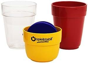 Spielstabil Bath Toy Set 3 pieces PVC-Free