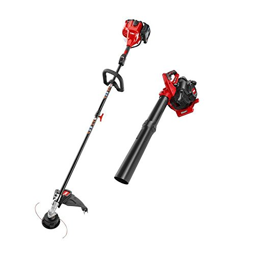 Toro 2-Cycle Straight Shaft Gas String Trimmer and Blower Combo Kit (2-Tool) by ToroGas