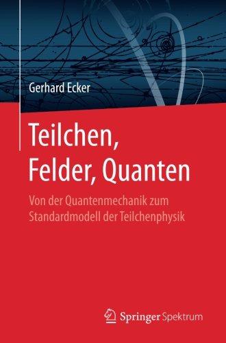 Teilchen, Felder, Quanten: Von der Quantenmechanik zum Standardmodell der Teilchenphysik