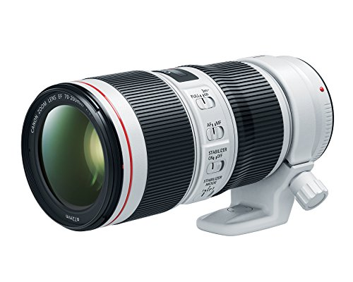 Canon EF 70-200mm f/4L is II USM Lens for Canon Digital SLR Cameras from Canon