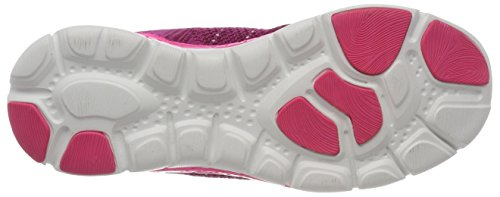 Rot Butterfly Fluo Fitnessschuhe CMP pink Damen Borgogna 8O0ttz